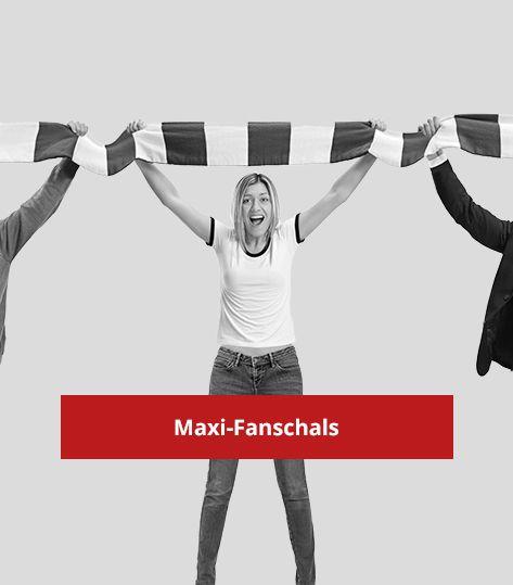 Maxi-Fanschal (170x17cm)