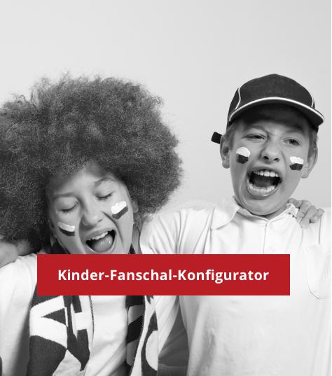Kinder-Fanschal (110x17cm)